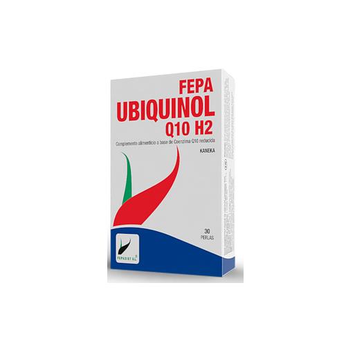 FEPA UBIQUINOL 50 MG 30 PERLAS FEPADIET