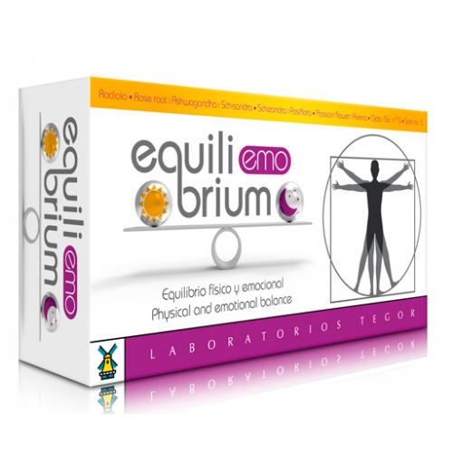 EQUILIBRIUM EMO 60 CAP TEGOR