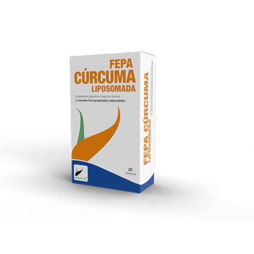 FEPA CURCUMA LIPOSOMADA 450 MG 20 CAP FEPADIET