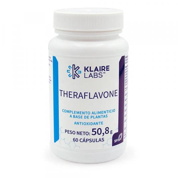 THERAFLAVONE 60 CAP KLAIRE LABS VALENTIA BIOLOGICS