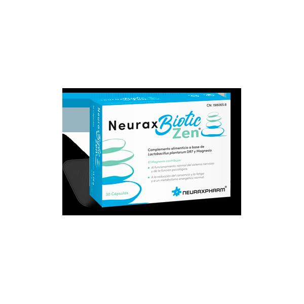 NEURAXBIOTIC ZEN 30 CAPS NEURAXPHARM