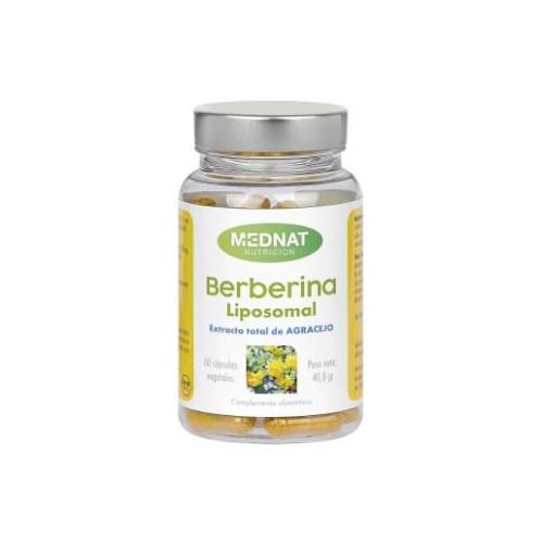 BERBERINA LIPOSOMAL 60 CAPS MEDNAT
