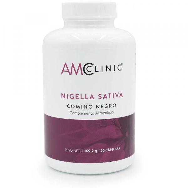 NIGELLA SATIVUM - COMINO NEGRO 120 CAP AMCLINIC