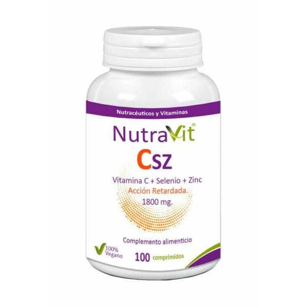 NUTRAVIT CSZ  100 COMP NUTRAVIT