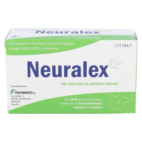 NEURALEX 60 CAPS ITALFARMACO