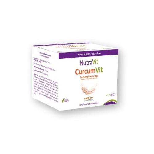 CURCUMVIT 30 CAP NUTRAVIT