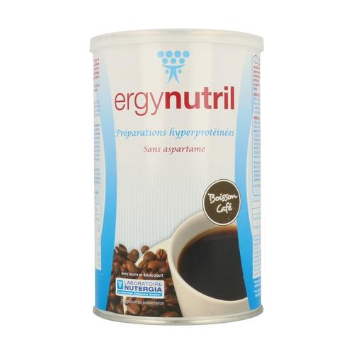 ERGYNUTRIL CAFE 300 G POLVO (10 DOSIS) NUTERGIA
