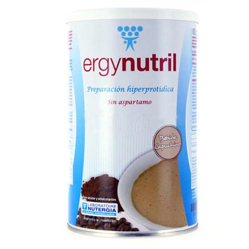 ERGYNUTRIL CAPUCHINO 300 G POLVO (10 DOSIS) NUTERGIA