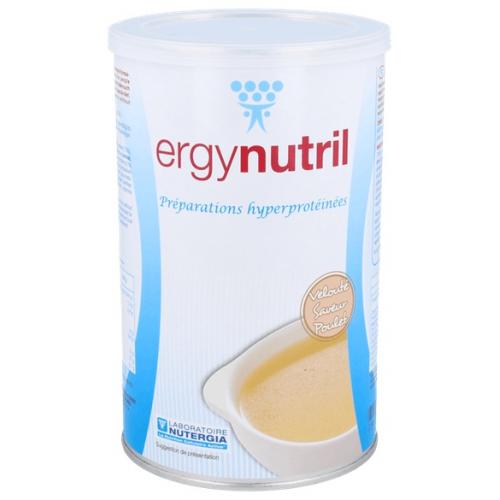 ERGYNUTRIL POLLO 300 GR. POLVO (10 DOSIS) NUTERGIA