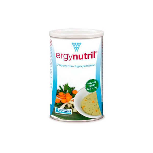 ERGYNUTRIL VERDURA Y LEGUMBRES 300 GR. POLVO (10 DOSIS) NUTERGIA