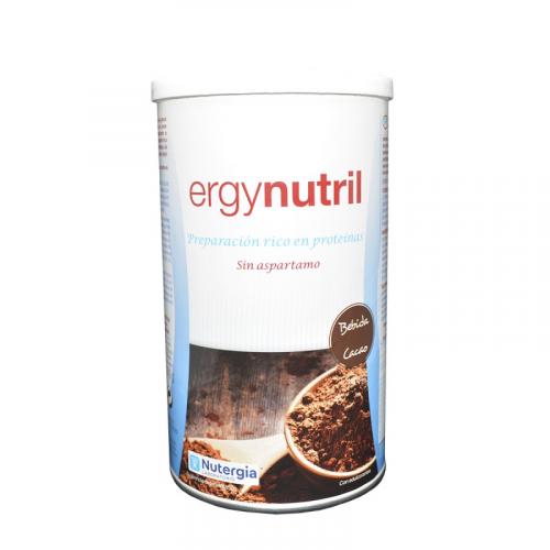 ERGYNUTRIL CACAO 350 G POLVO NUTERGIA