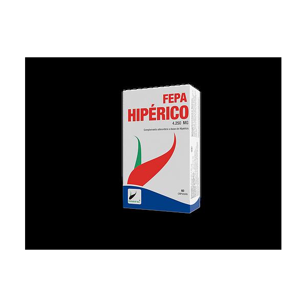 FEPA HIPERICO 60 CAP FEPADIET
