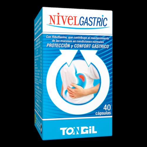NIVELGASTRIC 40 CAP TONGIL