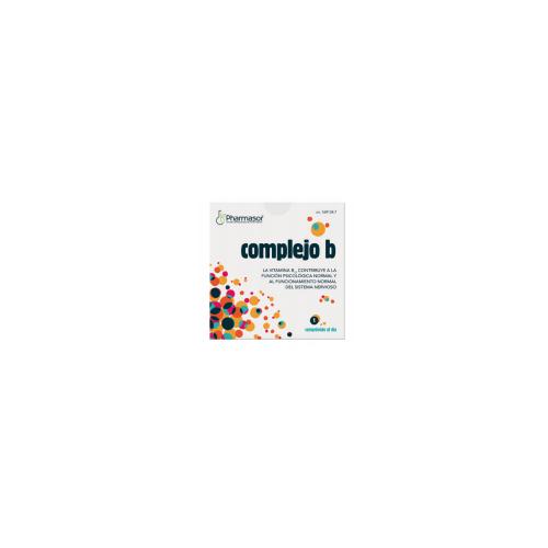 COMPLEJO B 28 COMP PHARMASOR