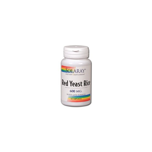 RED YEAST RICE 45 CAP SOLARAY