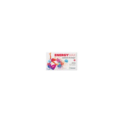 ENERGY MAX 20 VIALES PHARMASOR