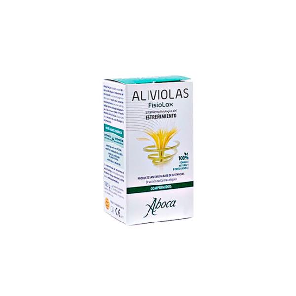 ALIVIOLAS FISIOLAX 90 COMP ABOCA