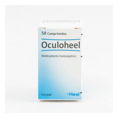 OCULOHEEL 50 COMP HEEL