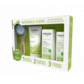 WELEDA PACK NATURALLY CLEAR...