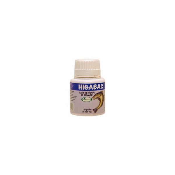 HIGABAC 125 PERLAS ALECOSOR SORIA NATURAL