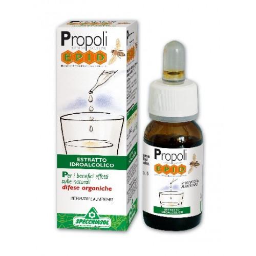 EPID PROPOLEO EXT ALCOHOLICO 30 CC SPECCHIASOL