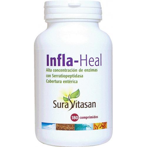 INFLA HEAL 180 COMP SURA VITASAN