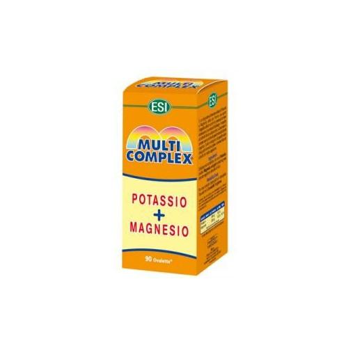 MULTI COMPLEX POTASIO MAGNESIO 90 TABL.TREPAT DIET