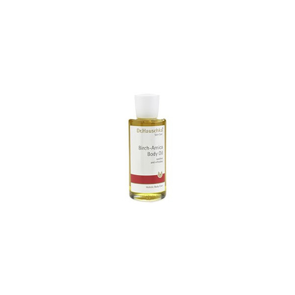 ACEITE CORPORAL ABEDUL Y ARNICA (FITNESS) 75 ML DR HAUSCHKA