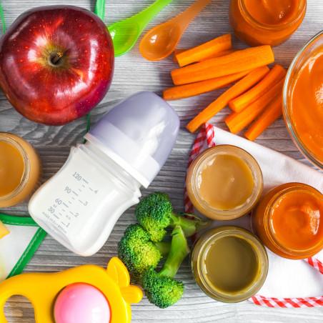 Nutrientes indispensables para el embarazo