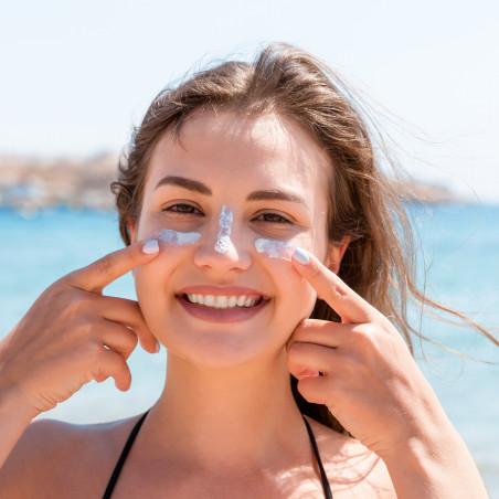 Fotoprotección facial