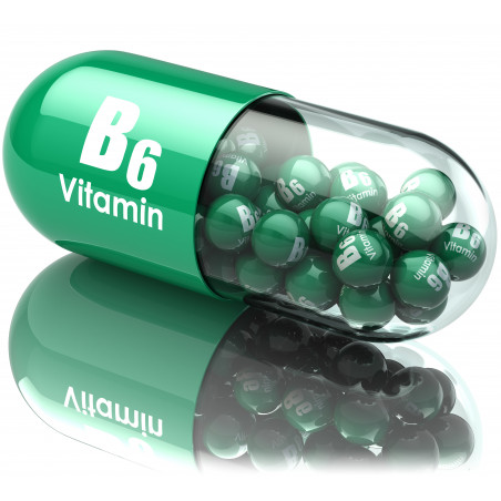 Vitamina b6 / piridoxina