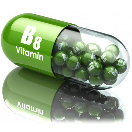 Vitamina b7 / b8 / h / biotina
