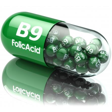 Vitamina b9 / acido folico
